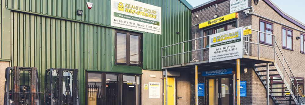 Bennetts Removals - Atlantic Secure Self-storage Services