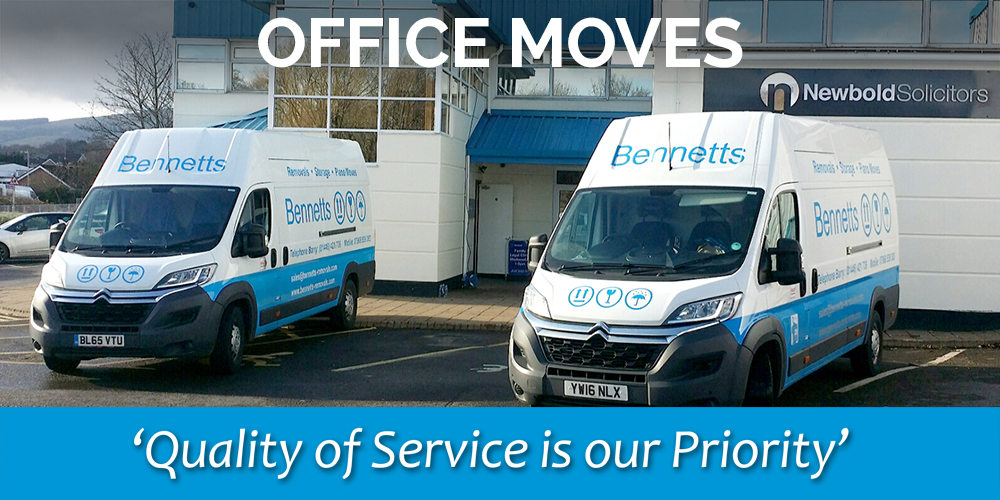 Bennetts Removals Office Relocations