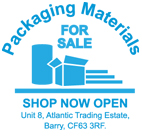 Bennetts -Packaging Materials Shop