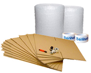 Bennetts Packaging Materials Shop